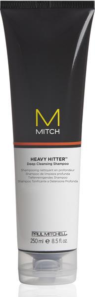 Paul Mitchell Mitch Heavy Hitter Deep Cleansing Shampoo (250ml)