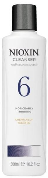 Wella Nioxin System 6 Cleanser 300 ml