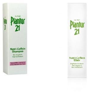 Plantur 21 Nutri-Coffein-Shampoo (250ml)