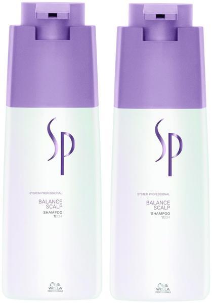 Wella SP Balance Scalp Shampoo (1000ml)