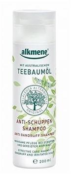 Alkmene Teebaumöl Anti-Schuppen Shampoo (200ml)