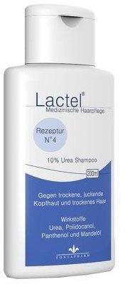Fontapharm Lactel Nr.4 gegen trock.jucken.Kopfhaut Shampoo (200ml)