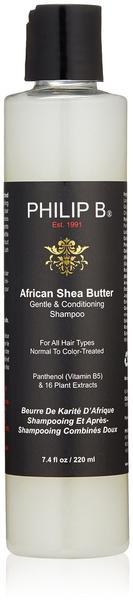 Philip B. African Shea Butter Shampoo (220ml)