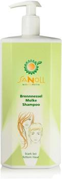 Sanoll Biokosmetik Brennnessel Molke Shampoo (1000ml)