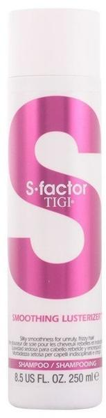 Tigi S-factor Smoothing Lusterizer Shampoo (250ml)