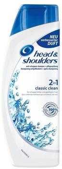 Head & Shoulders Classic Clean 2 in 1 Shampoo (400ml)