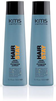 KMS California Hairstay Clarify Shampoo 2x 300ml - 600ml