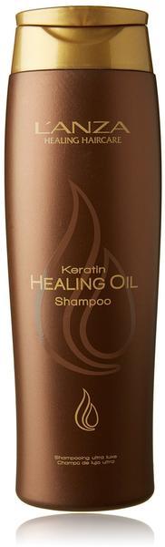 Lanza Healing Haircare Keratin Healing Oil Shampoo (300ml)