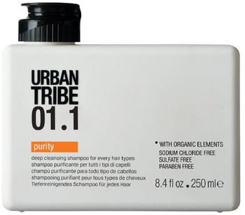Urban Tribe Purity Shampoo 01.1 250ml