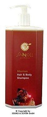 Sanoll just4men Morion Haar- und Body-Shampoo 1.000 ml