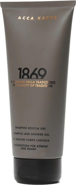 Acca Kappa 1869 Shampoo & Shower Gel (200 ml)