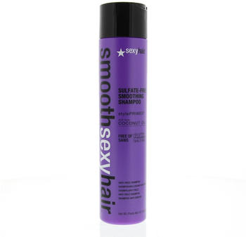 Sexyhair Smooth Sexy Hair Smoothing Shampoo (300ml)