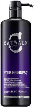 Tigi Catwalk Your Highness 750 ml