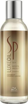 Wella SP Luxeoil Keratin Protect Shampoo (200ml)