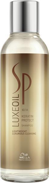 Wella SP Luxeoil Keratin Protect Shampoo