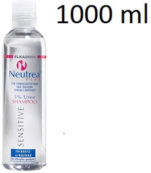 Elkaderm Neutrea 5% Urea Shampoo (1000ml)