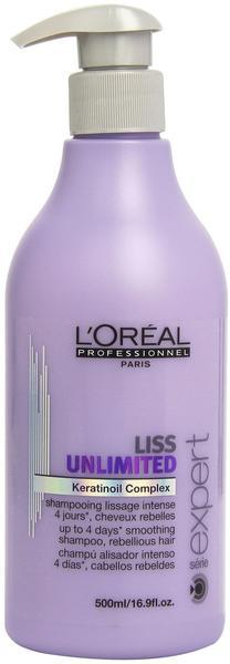 L'Oréal Liss Unlimited Shampoo (500ml)