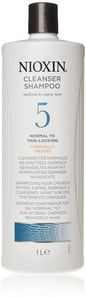 Nioxin Cleanser System 5 (1000ml)