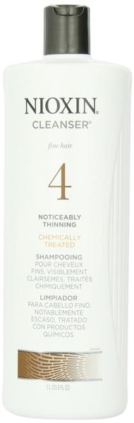 Nioxin Cleanser System 4 (1000ml)