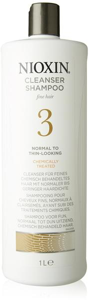 Nioxin Cleanser System 3 (1000ml)