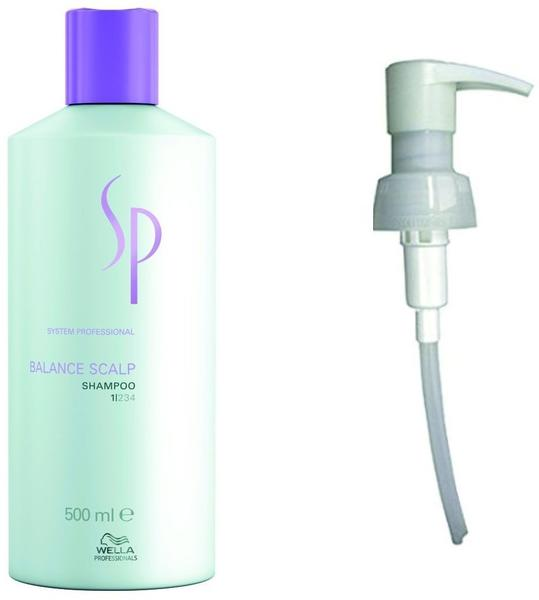 Wella SP Balance Scalp Shampoo (500ml)