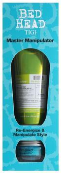 Tigi Bed Head Re-Energize Shampoo 250 ml + Manipulator 57 ml