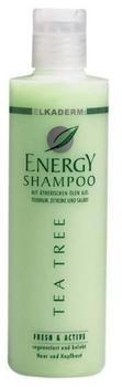 Elkaderm Energy Shampoo Tea Tree (250ml)