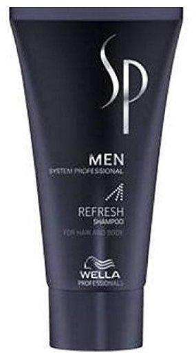 Wella SP Just Men Refresh Shampoo (30ml)