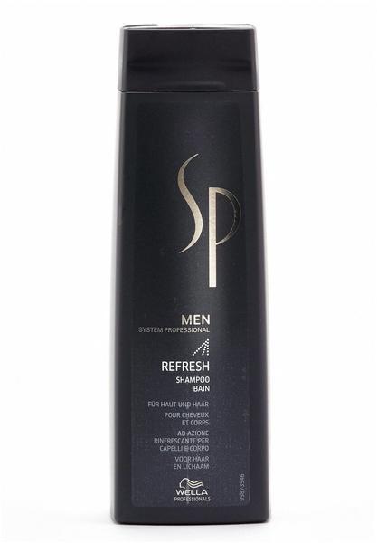 Wella SP Just Men Refresh Shampoo (250ml)