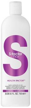 Tigi S-Factor Health Factor Daily Dose Shampoo (750ml)