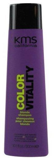 KMS Colorvitality Blonde Shampoo (300ml)