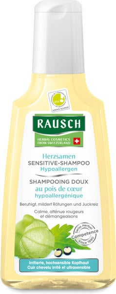 Rausch Herzsamen Sensitive-Shampoo Hypoallergen (200ml)