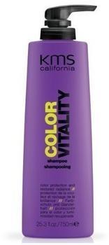 KMS Colorvitality Shampoo (750ml)