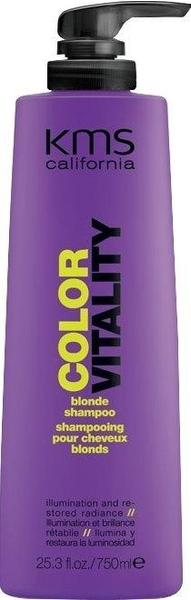 KMS Colorvitality Blonde Shampoo (750ml)