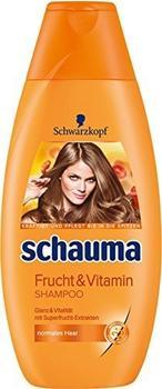 Schauma Frucht & Vitamin Shampoo (400ml)
