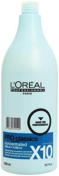 L'Oréal Pro Classics Universal Concentrated Shampoo (1500ml)