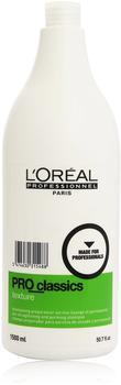 L'Oréal Pro Classics Texture Shampoo (1500ml)