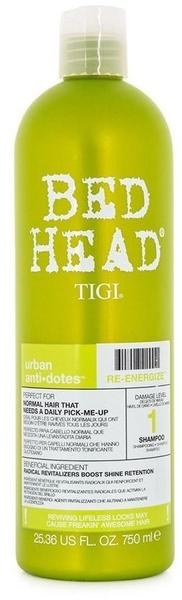 Tigi Urban Antidotes Re-Energize Shampoo (750ml)