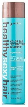 Sexyhair Healthy Color Safe Soy Moisturizing Shampoo (300ml)