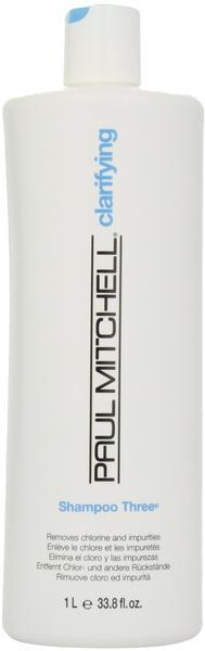 Paul Mitchell Clarifying Three Shampoo (1000ml)