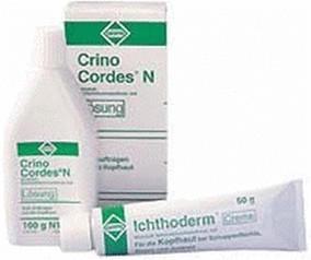 Ichthyol CRINO CORDES N Shampoo (100g)