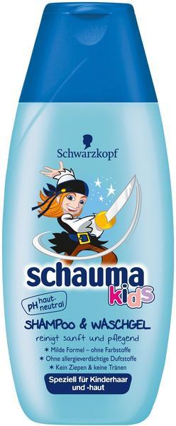 Schwarzkopf Schauma Kids Shampoo & Waschgel Jungs