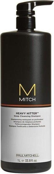 Paul Mitchell Mitch Heavy Hitter Deep Cleansing Shampoo (1000ml)