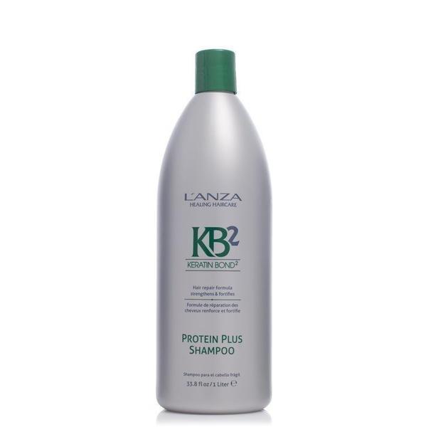 Lanza Healing Haircare KB2 Keratin Bond 2 Protein Plus Shampoo (1000 ml)