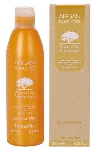 Farmavita srl Argan Sublime Argan Oil Shampoo (1000 ml)