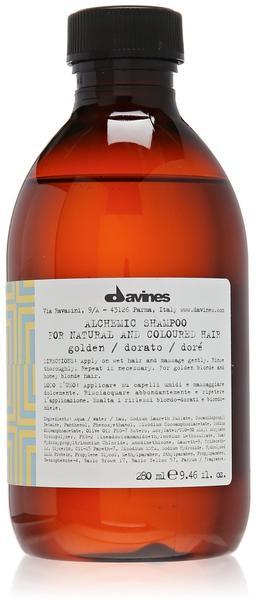 Davines Alchemic Gold Shampoo (280 ml)