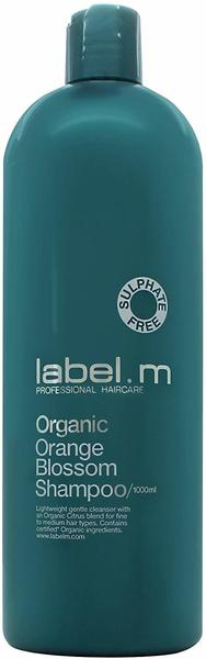 label.m Organic Orange Blossom Shampoo (1000 ml)