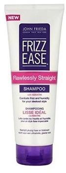John Frieda Frizz-Ease Einwandfrei Geradeaus Shampoo Mit Keratin 250Ml - Packung mit 2
