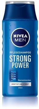 NIVEA Men Strong Power 4 x 250 ml