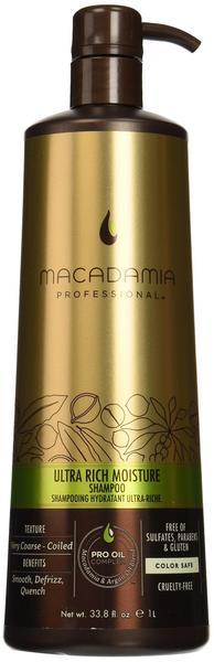 Macadamia Professional Ultra Rich Repair Shampoo (1000 ml)